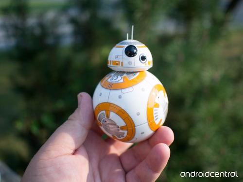 robot droid star wars sphero bb8 inalambrico sellado origina