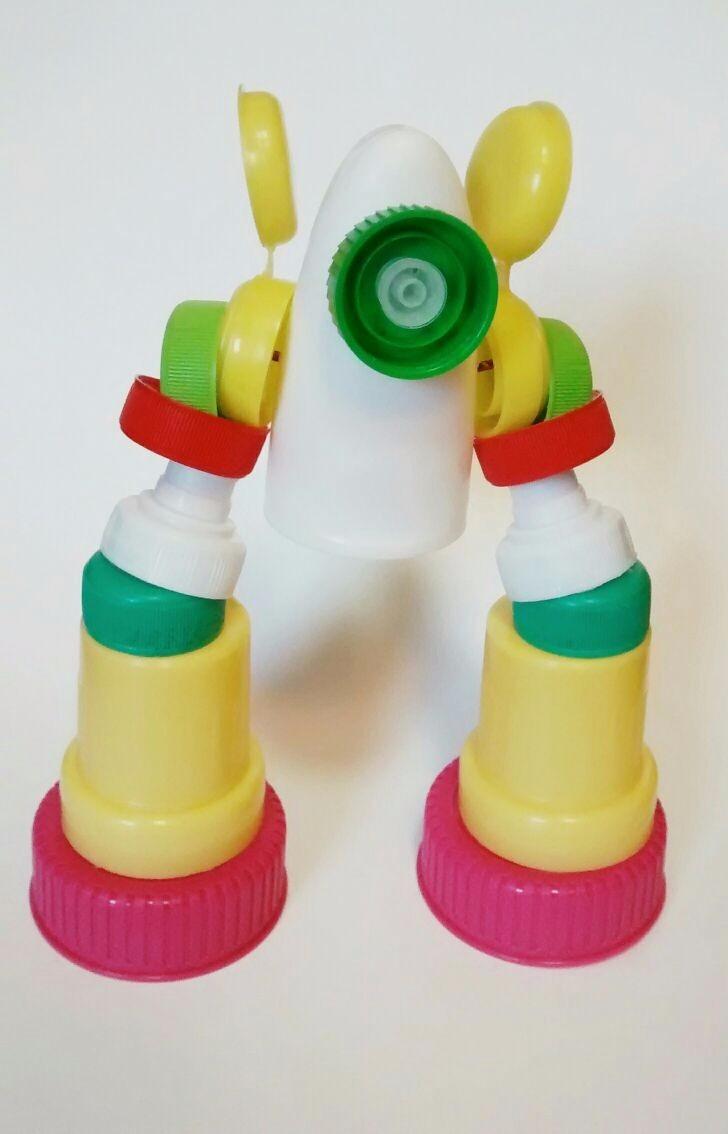 Articulado Eco Juguete En Reciclado380 Con Ugqlsmvpz Material Robot 00 cqS4R35jLA