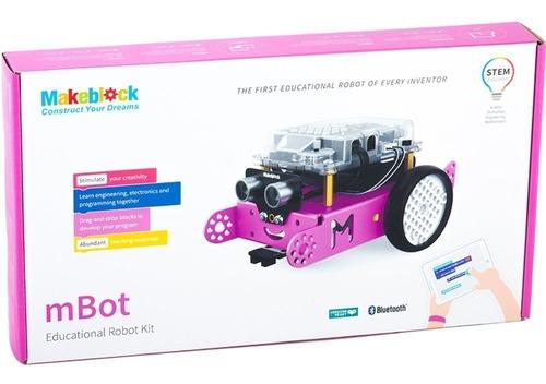 robot educativo arduino makeblock mbot bluetooth scratch