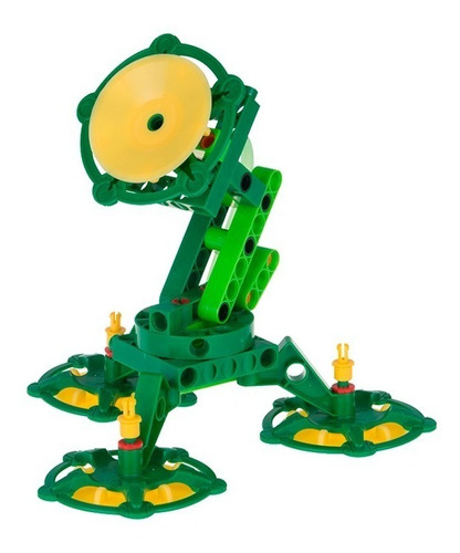 robot geckobot gigo 7409 armar experimento robotica full edu
