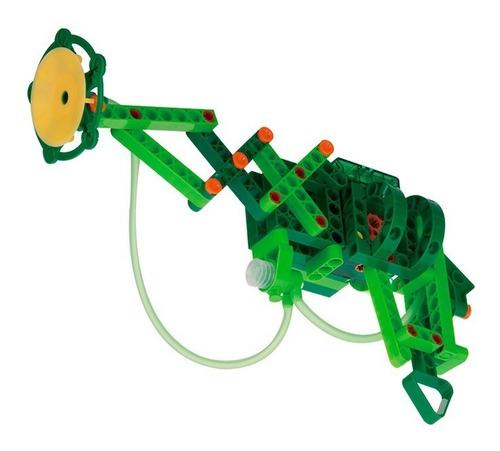robot geckobot gigo 7409 para armar experimento robotica edu