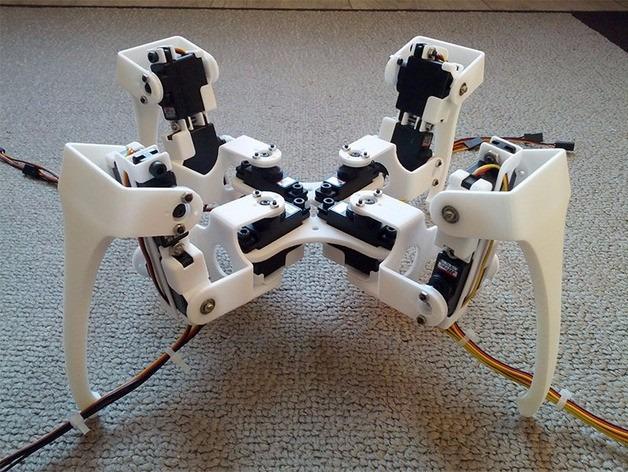 Robot hexapodo aplicacion s en mercado libre