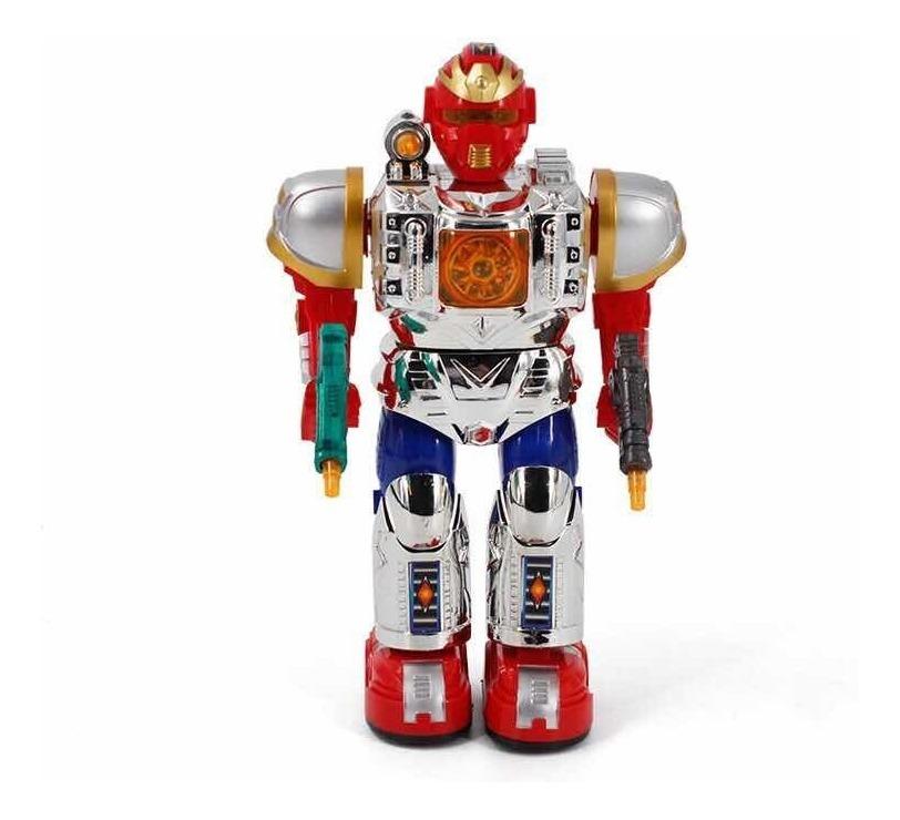Sonido Dia Oferta Del Infantil Juguete Luz Robot Niño eWED9IYH2b