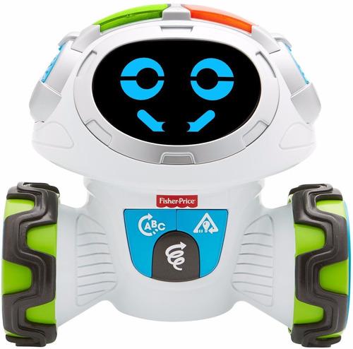 robot interactivo  musical fisher price