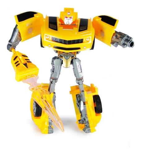 robot juguete niño