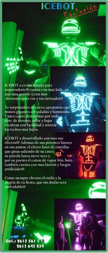 robot led) (animación