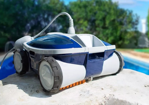 robot limpia pileta barrefondo aquabot i2 + regalo