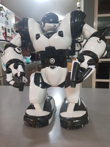 robot robosapiens wowwee humanoide juguete