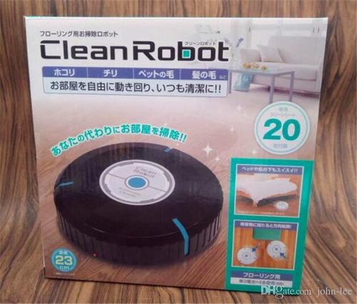 robot robot aspirador
