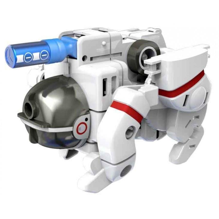 Robot Solar Armable Recargable 7 Robots En 1 Space Fleet ...