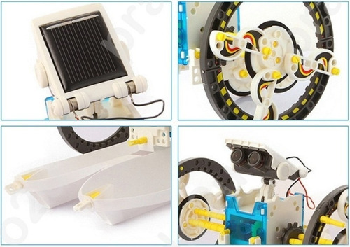 robot solar educativo robotica no compatible con lego