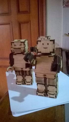 robot tierno