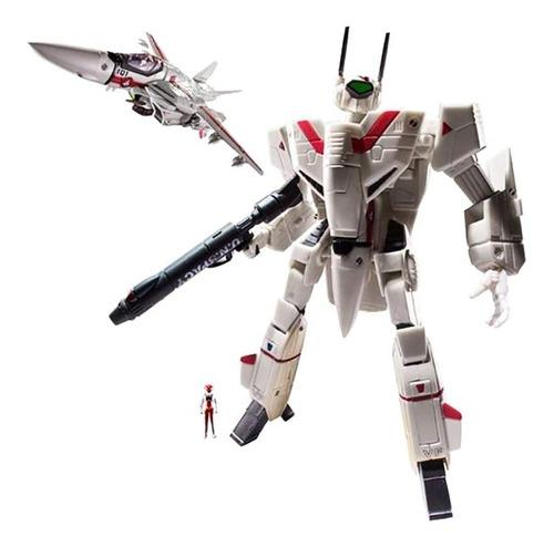robotech rick hunter toynami v3 nuevo cerrado