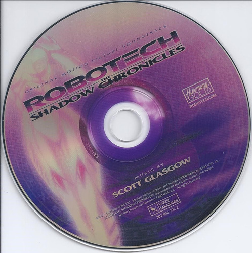 robotech the shadow chronicles omps music by scott glasgow