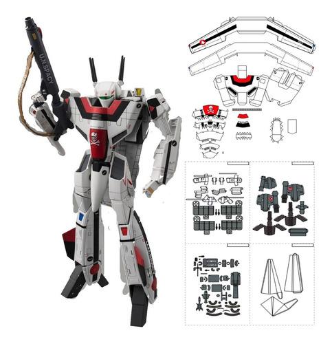 robotech vf-1 valkyrie - papercraft ( envío x email )