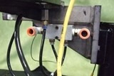 robotic vacuum tool for motoman robot