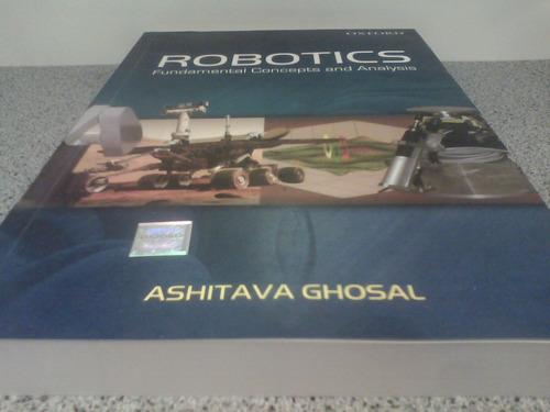 robotica: analisis & conceptos basicos / en ingles