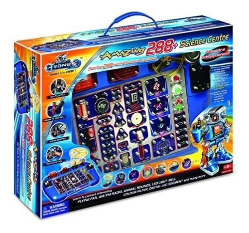 robótica,juguete juguetes increíble tronex 288 experimen..