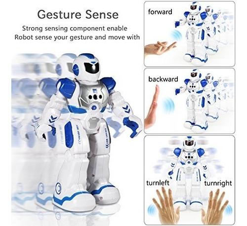 robots de control remoto para niños - control de movimiento