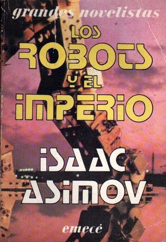 robots e imperio de isaac asimov