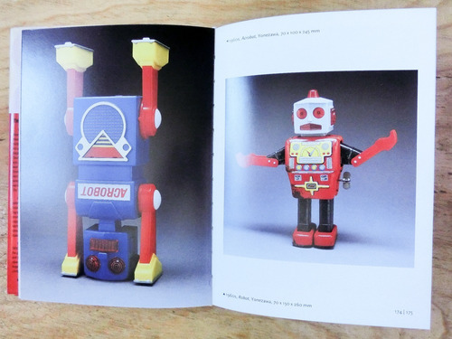 robots, spaceships and other tin toys (libro taschen)