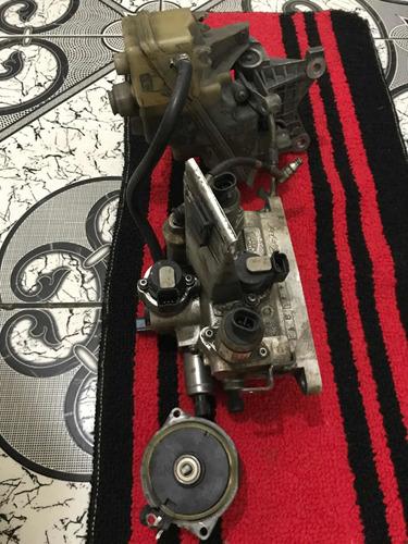 robozinho do câmbio dualogic - e bomba de óleo!