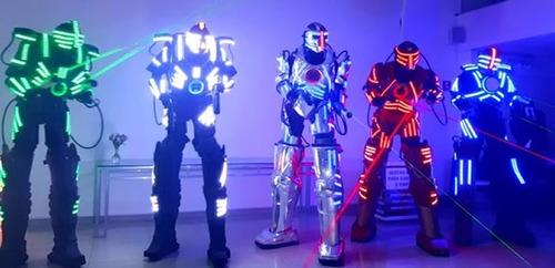 robôs de led comece seu negócio