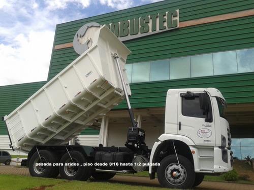 robustec ind. brasil , equipamientso volcadoras y roll on