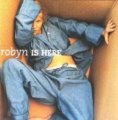 robyn  robyn is here  cd edicion original 1995 importado
