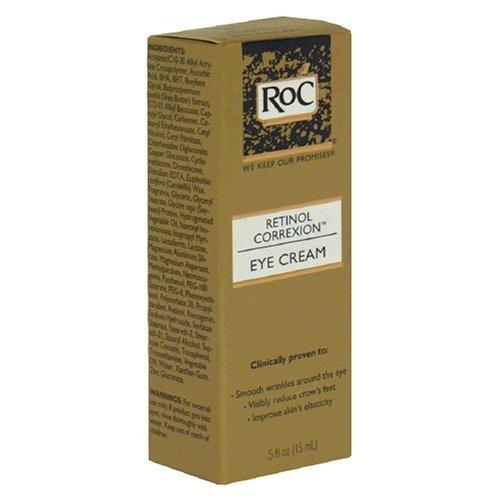 Roc Retinol Correxion Crema Contorno De Ojos, 0,5 Onzas