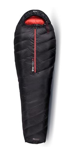 roca -15 down sleeping bag negro lippi