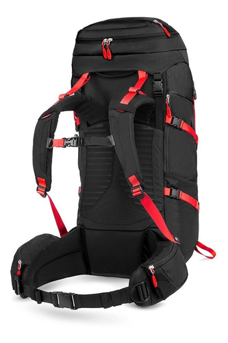 roca 60 backpack negro lippi