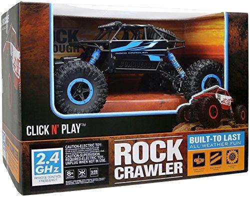 roca coche rc a control remoto-click n- play