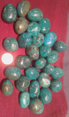 roca crisocola turquesa malaquita andina cuprita pulida