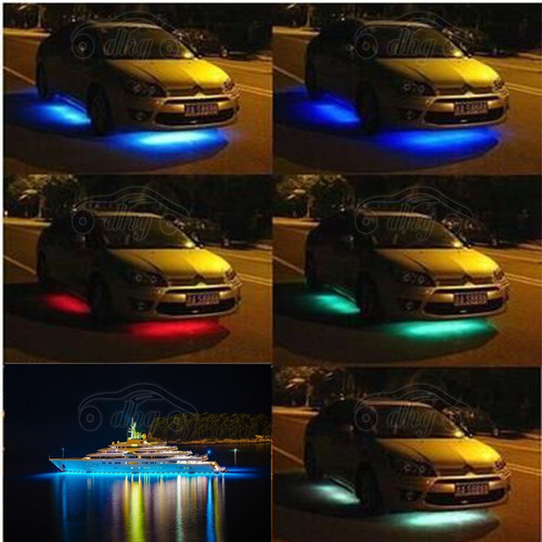 roca de 10 x 9w cree led luces para jeep off raod... (blue)