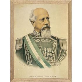 Roca Julio A. Cuadros Poster Carteles          P034