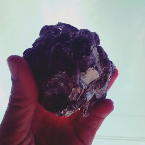 roca piedra mineral mica bruto pura cristal liti cuarzo rfan