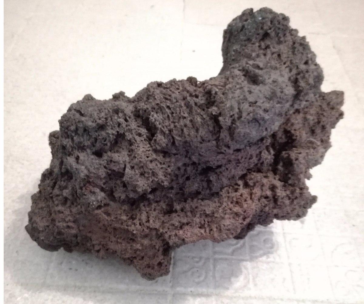 Roca volc nica para terrario acuario o jardin decoracion for Piedra volcanica para jardin