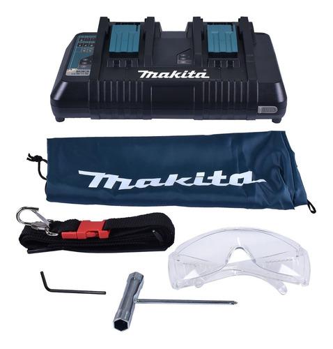 roçadeira a bateria 18v com kit dur365uz-p makita  127v