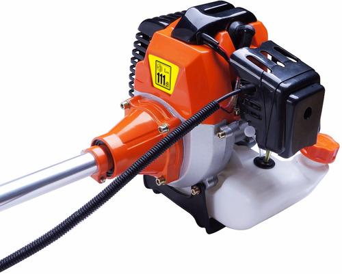 roçadeira cortador de grama 63cc gasolina profissional nr12