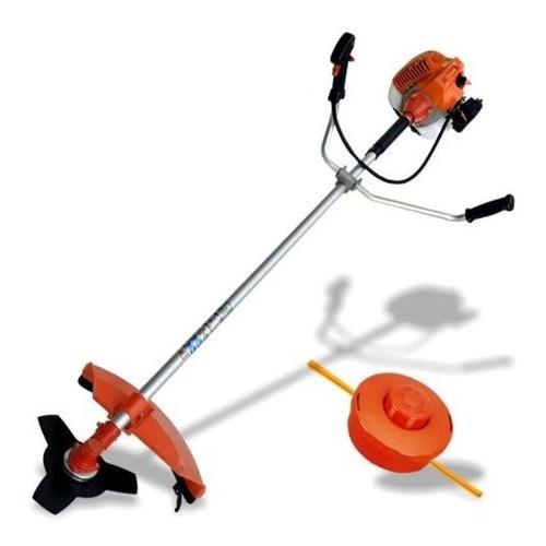 roçadeira / cortador de grama a gasolina 43cc frete grátis