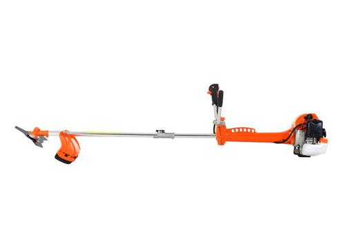 roçadeira cortador de grama gasolina 3,5cv guidão pro nr12