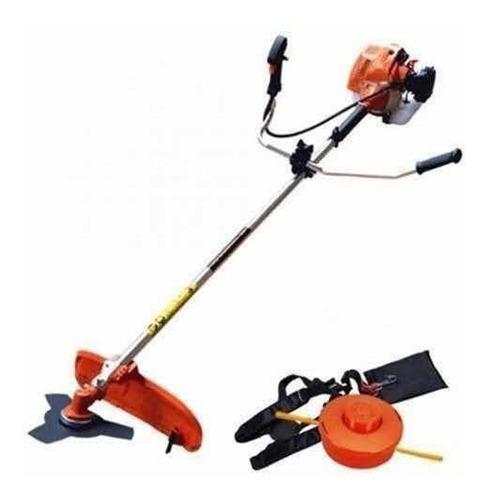 roçadeira / cortador de grama tipo  58cc - profissional