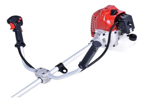 roçadeira à gasolina 1,9 hp 2 tempos 51,7 cc cg-550 garthen