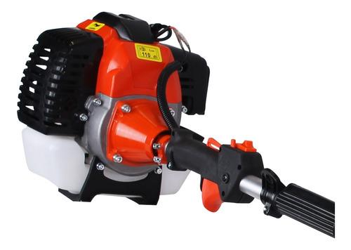 roçadeira à gasolina lateral multifuncional 5 em 1 52cc nr52