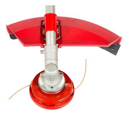 roçadeira lateral a gasolina 2.17 hp 52 cc rn52l