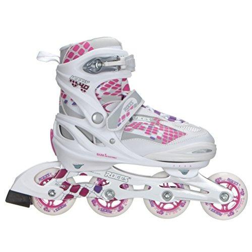roces niños chicas moody fitness patines línea blades color