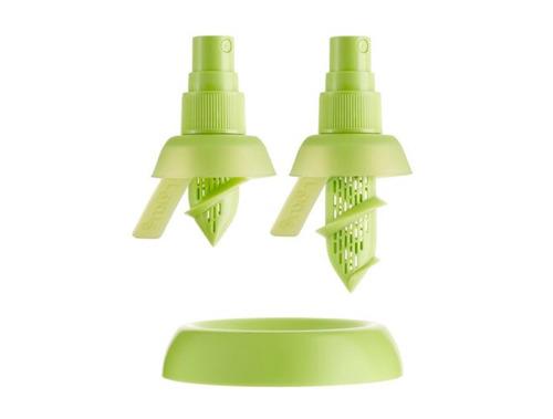 rociador spray cítricos: ensaladas