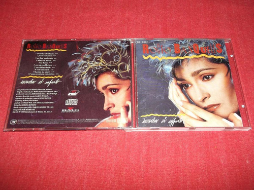 rocio banquells - escucha el infinito cd nac ed 1990 mdisk