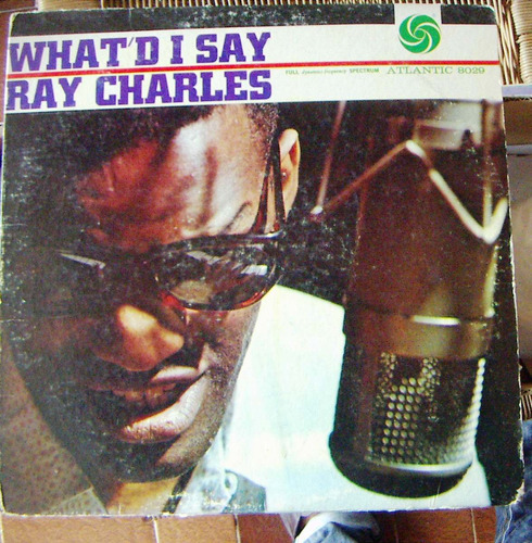 rock and roll, ray charles, what´d i say, lp 12´, dmm